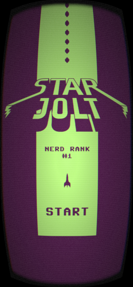 Star Jolt - Game Start